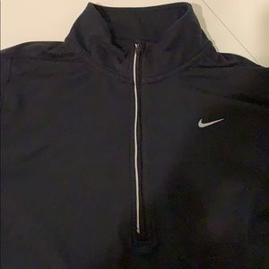 Nike half zip